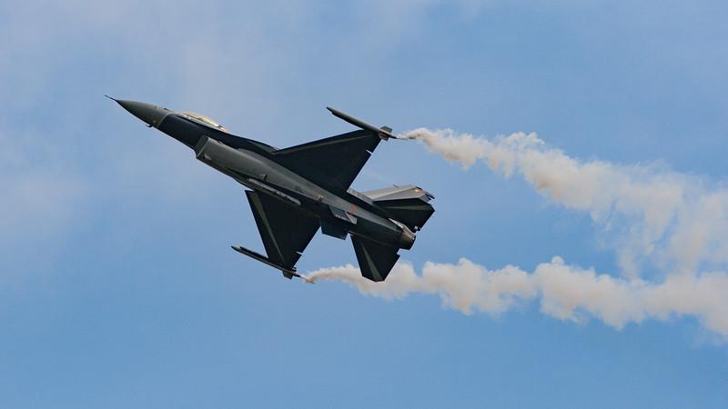 Belgium Air Force, F-16 Fighting Falcon, F-16AM, FA-131, Lockheed Martin, RIAT 2007, Viper