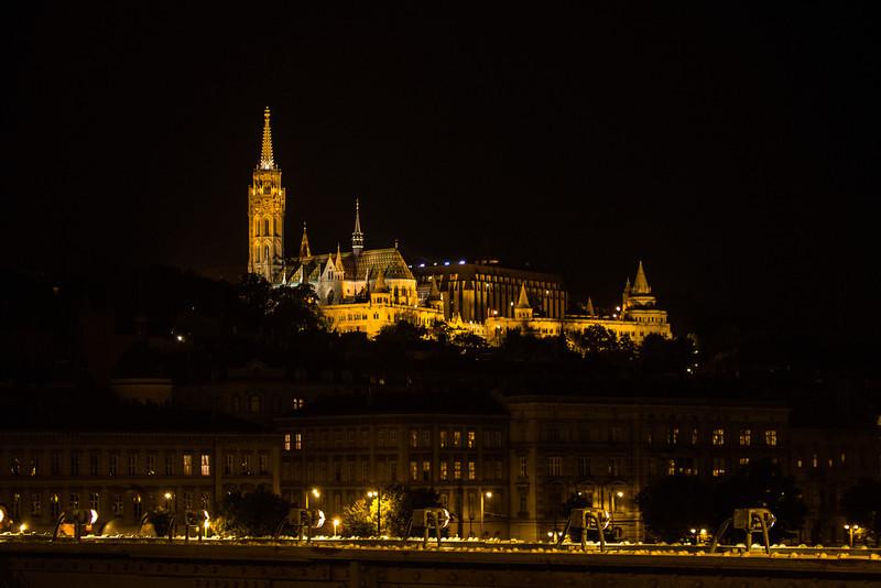 St Matthias Cathedral, Budapest, Hungary