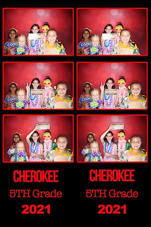 Cherokee 5th Grade Graduation
