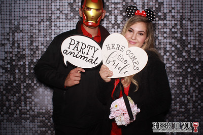 Jorge & Nancy's Wedding 12.7.19