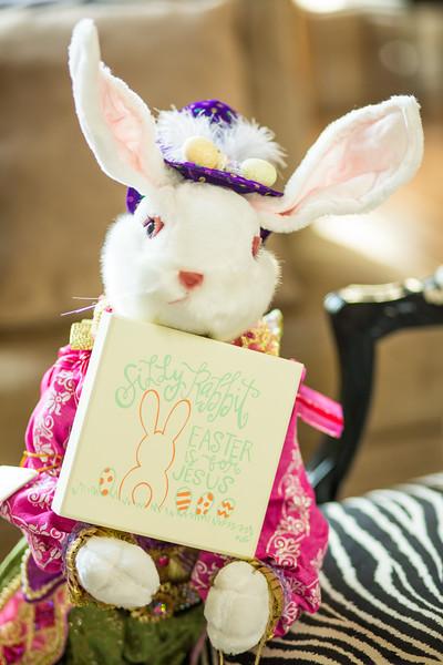 Ms Silvia's Easter Celebration