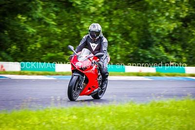 Ducati Monster Red
