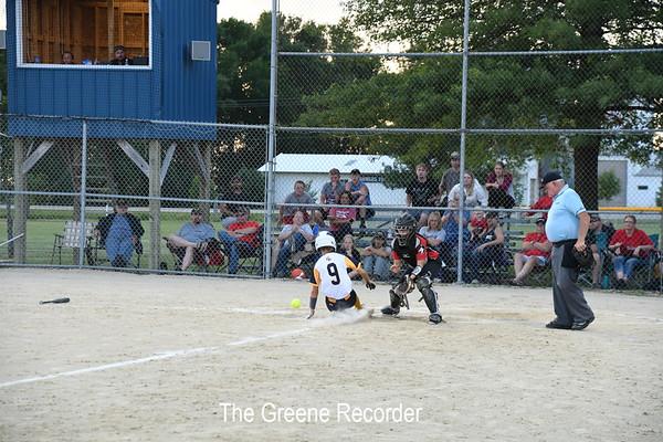 Regional Softball vs N-P