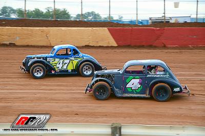 Lincoln Speedway - 5/27/17 - Chad Updegraff