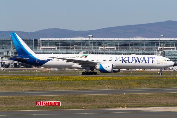 9K-AOF - Boeing 777-369/ER