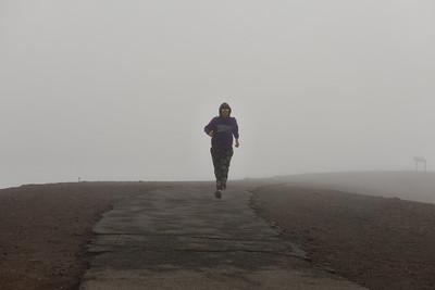 04 Jun - Haleakala Fog