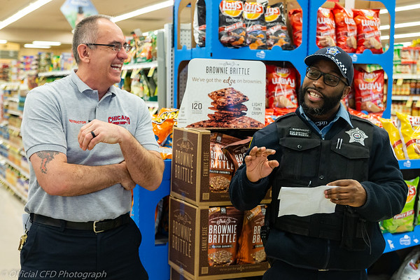2019-02-21 Jewel Osco 19th Annual Cook County Farm Bureau Food Checkout Day