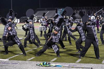 Black Hawk Marching Band Oct 24, 2020
