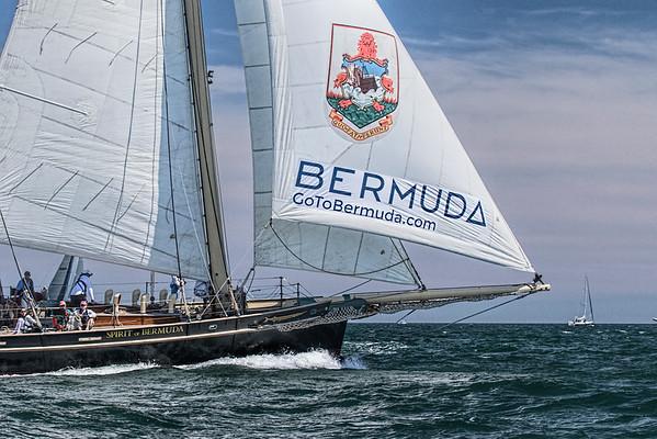 Spirit Newport to Bermuda 2016