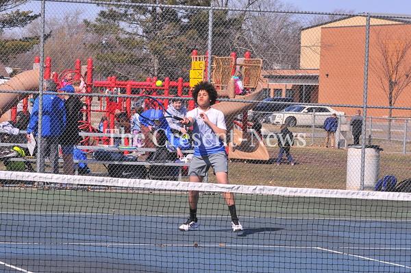 04-03-19 Sports Ayersville @ Defiance Tennis