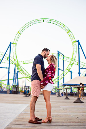 Allison and Cameron - Engagement Session