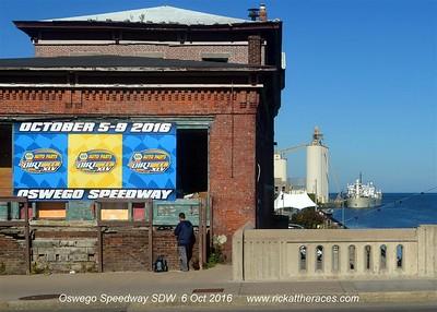 Super DIRT Week @ Oswego - 10/6/16 - Rick Young