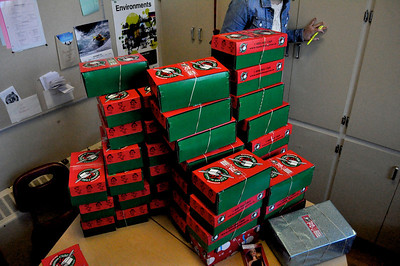 2011 Operation Christmas Child