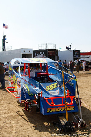 Selinsgrove Speedway March 17, 2012