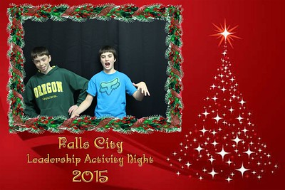 Falls City Leadership Night Dec 2015