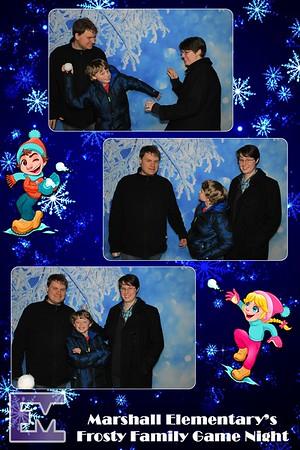 Marshall Elementary Winter Game Night February 7, 2020