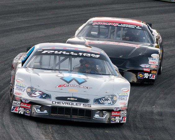 Late Models at SOBO 8-1-2015