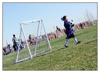 Maren Soccer ,Spring 2007