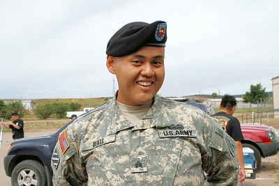Welcome Home Sgt. Jacob W. Bekis