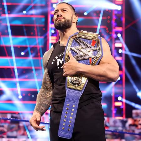 Roman Reigns - Digitals / Smackdown April 16, 2021