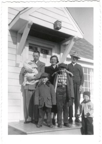 Earl & Fern Griffin's Family