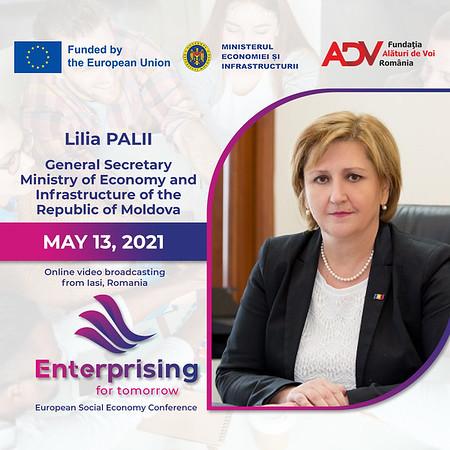Lilia Palii