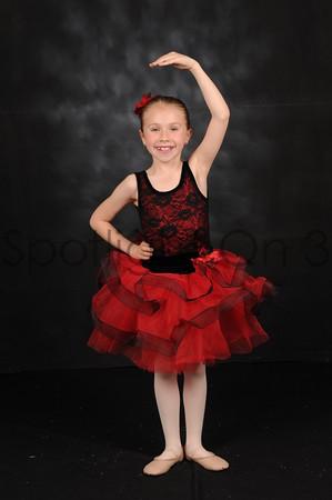 Wednesday, IPR - Ballet 1A  -  Ms. Kari