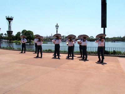 Epcot Center - Disney World