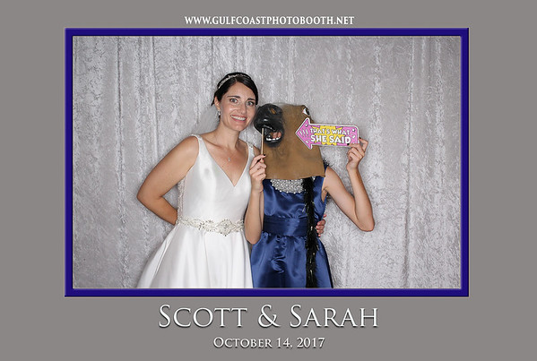 Sarah & Scott Wedding