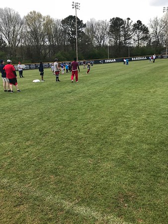 Birmingham/Trussville  Baseball Camp 2018
