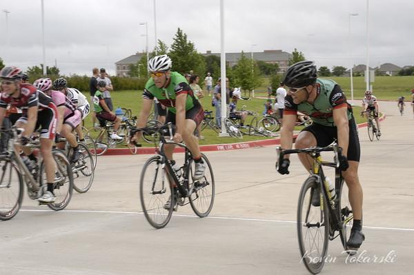 GS Tenzing Criterium, May 27, 2007, Frisco, TX - Cat 3