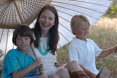 Mariah, Gavin and Chaz