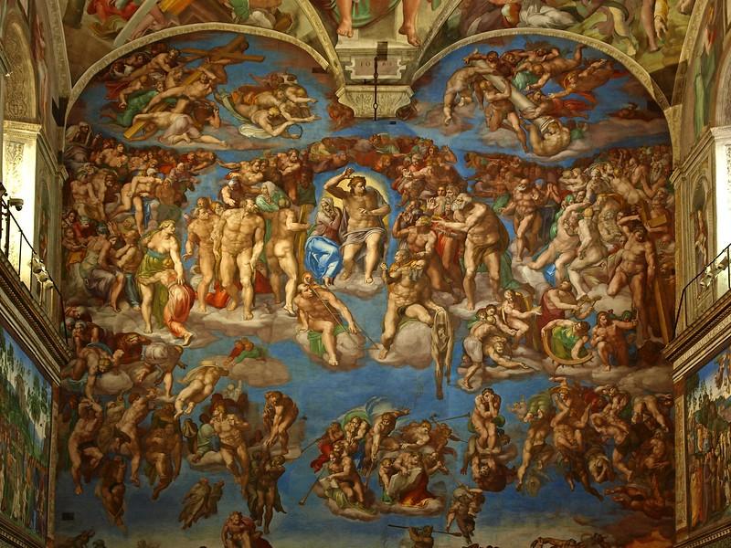 Rome Vaticaan Sixtijnse Kapel 31-1-09 (3).jpg