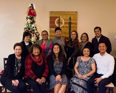ALLICE Christmas Party 2016