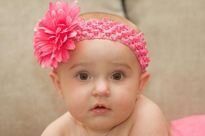 Lillian @ 8 Months