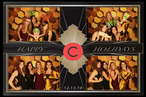 Catalysis Holiday Party 2019