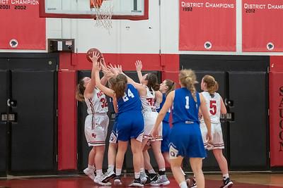 SVHS Girl's Basketball vs Quakertown