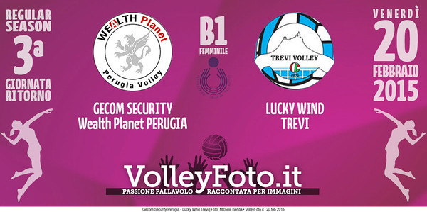 Gecom Security Perugia - Lucky Wind Trevi