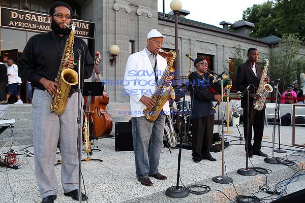 Tribute To John Coltrane - 50th Anniversary Of 'A Love Supreme' Featuring Ari Brown, Duke Payne, 7-16-14
