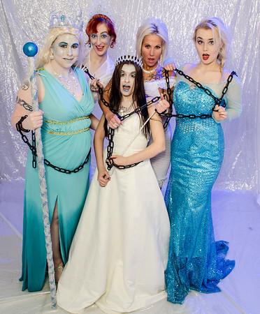 UCG's Ice Queens