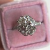 1.99ctw Vintage Old Mine Cut Bypass Ring 11