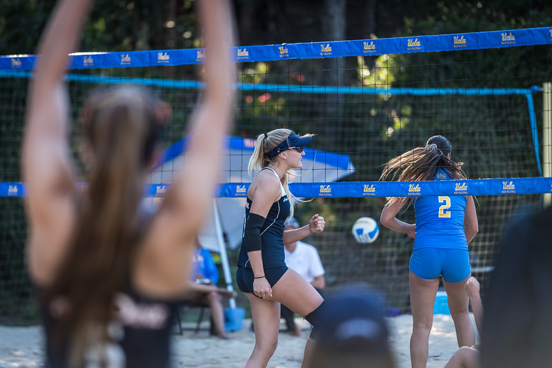 UCLA Beach Volleyball vs Pepperdine @ Sunset Canyon Recreation Center