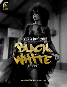 THE BLACK & WHITE EVENTS