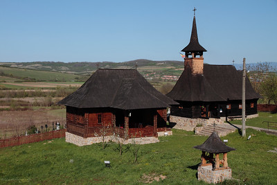 Brătești, Biserica de lemn ''Sf. Teodor Tiron'' (1738)