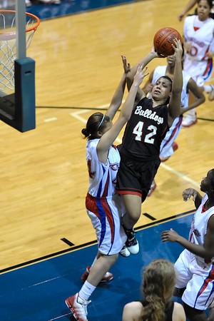 2011 AHS varsity girls' basketball