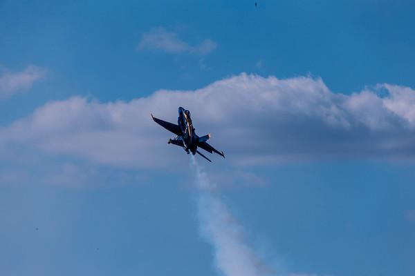 Blue Angels at NAS Jacksonville Airshow (3-5 Nov 2017)