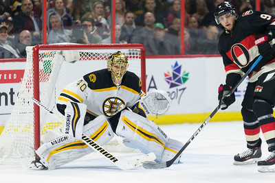 20161124 Bruins vs Senators