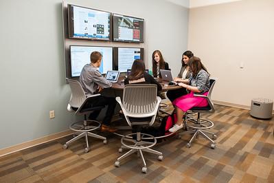 Business School Classroom 2015