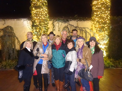 12 Days of Christmas at Arboretum 12-1-16