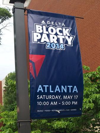 Delta Air Lines Block Party 2014